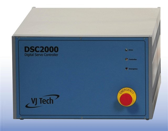 DSC2000-M (Single Channel Electro-Mechanical Servo Controller)