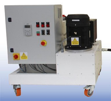 Hydraulic Power Pack for Hydraulic Actuator System