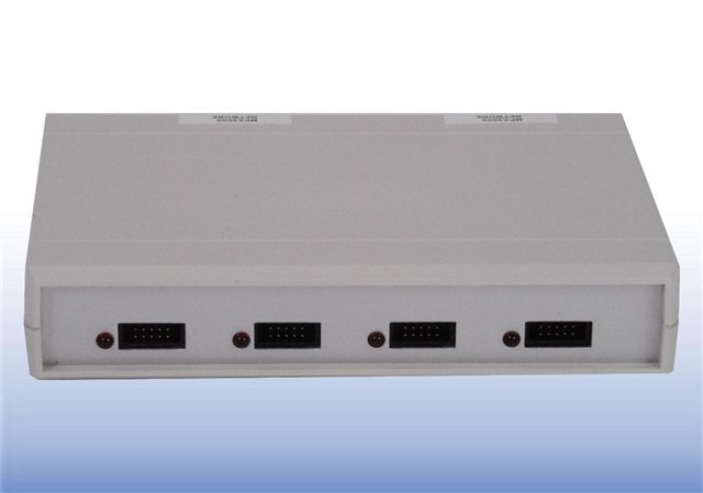 VJT3000-4D-MIT - External 4-Channel Digital Junction box for MPX300