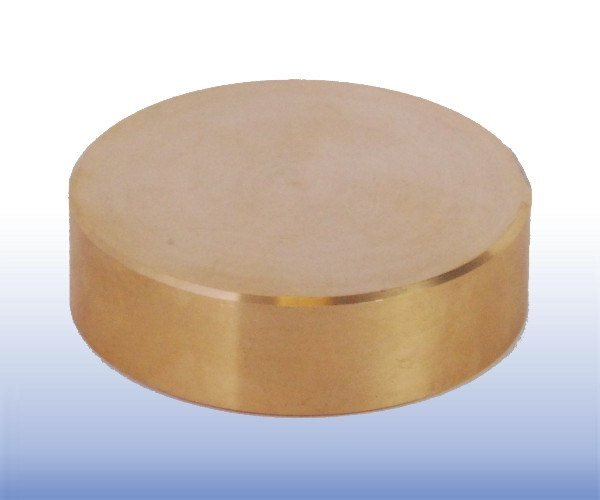 Consolidation Cell Calibration Disc (75mm)