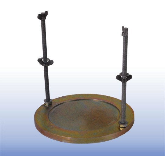 CBR Solid Base Plate (ASTM)