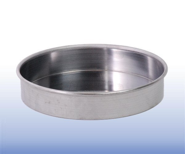 Sieve Receiver (200mm Diameter)
