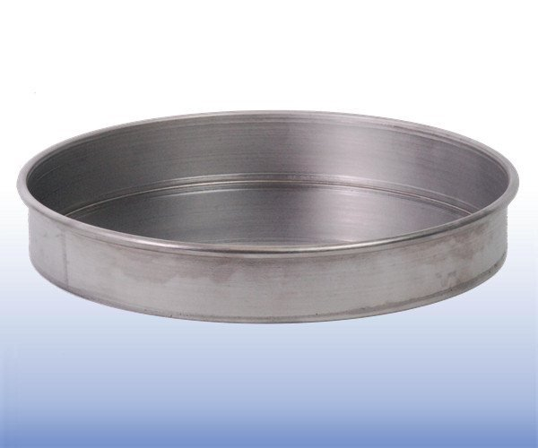 Sieve Receiver (450mm Diameter)