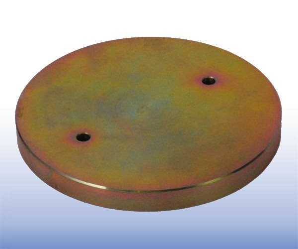 Marshall Stability Mould Base Plate