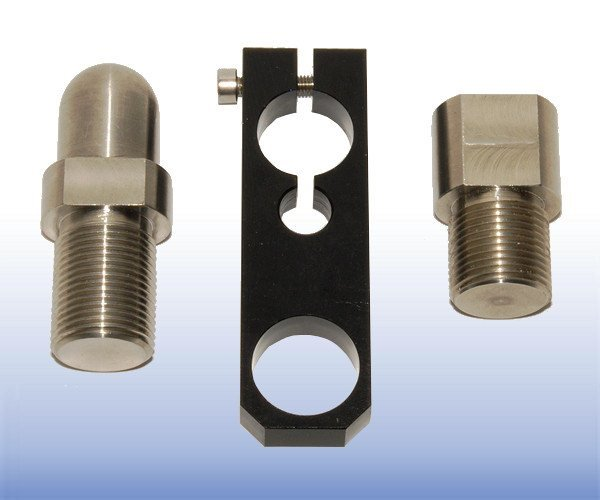 Adaptor Set to use 10 & 20 kN S-Beam Load Cell for Triaxial Test (LSCT)