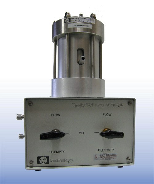 VJT0300-CONT - Automatic Volume Change Device for Contaminated Samples