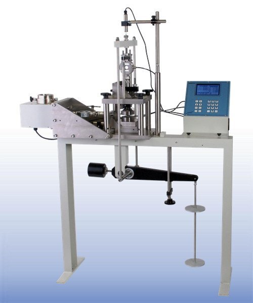 Simple Shear Testing System