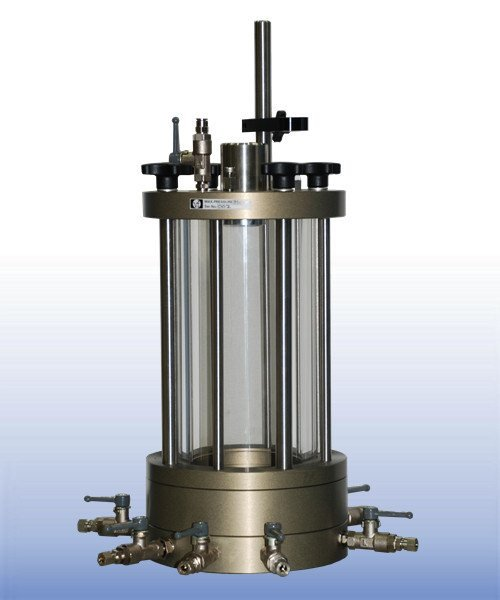 "Dynamic (Cyclic) Triaxial Cell (75 mm (3""))"