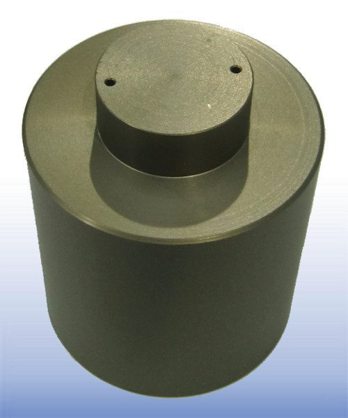Base Pedestal 50mm (for 100mm Triaxial Cell)