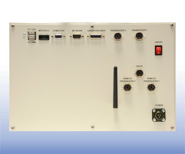 VJT2267D - Dual Automatic Pressure Controller (3000 kPa) Back Panel