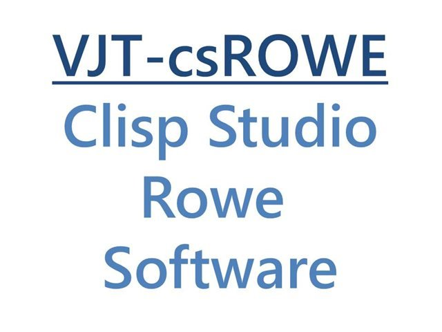VJ Tech Ltd Clisp Studio Rowe Software Module