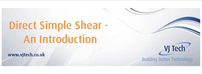 Introduction to Direct Simple Shear (DSS) Testing