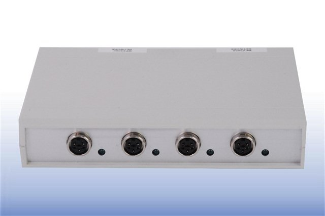 External 4-Channel Analogue Junction Box for MPX3000