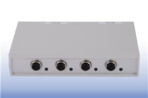 VJT3000-4A - External 4-Channel Analogue Junction Box for MPX3000