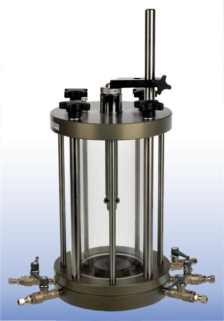 "Triaxial Cell (75mm (3""))"