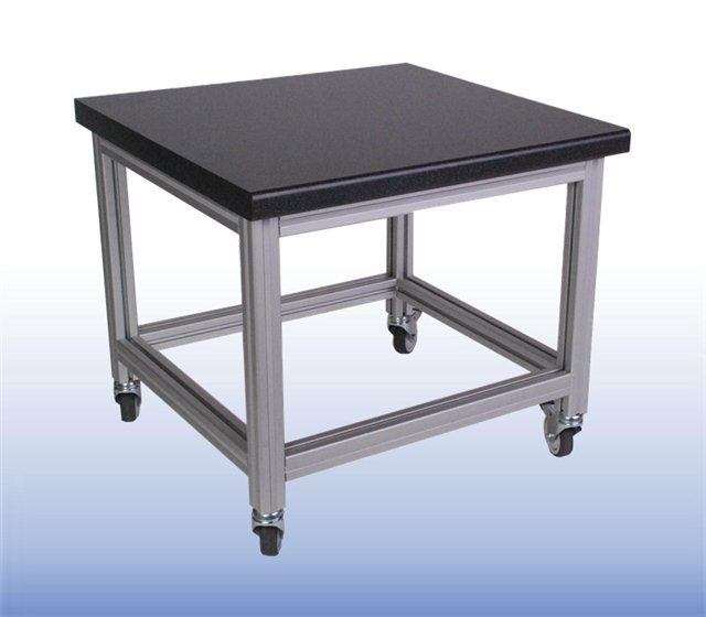 VJT5000-T - Framed Triaxial Table Suitable For TS 50 Range