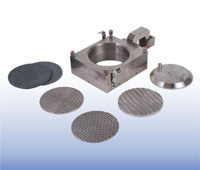 Shearbox Assembly (100mm Diameter Sample)