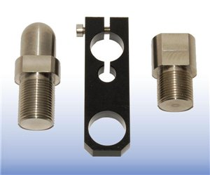 VJT0281J-LSCT - Adaptor Set to use 10 & 20 kN S-Beam Load Cell for Triaxial Test (LSCT)