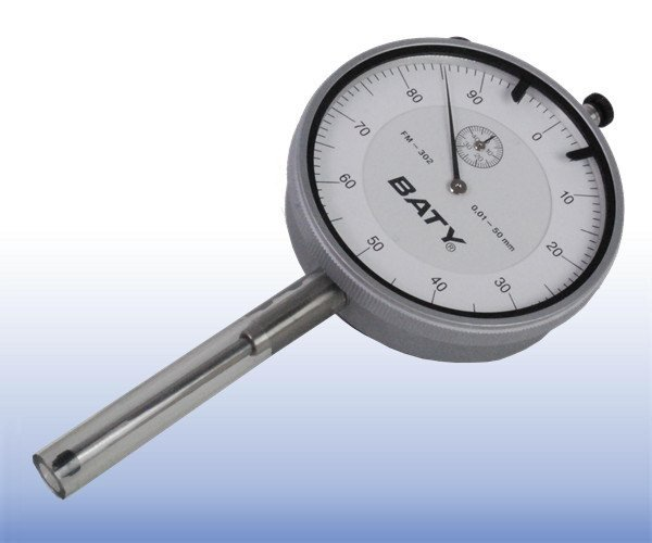 Mechanical Dial Gauge 50 x 0.01mm