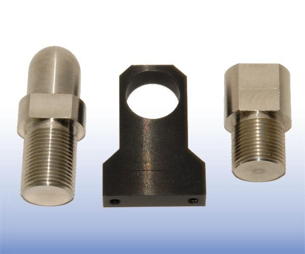 Adaptor Set to use 10 & 20 kN S-Beam Load Cell for Triaxial Test (LSCT-PT)