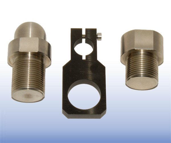 Adaptor Set to use 100 kN S-Beam Load Cell for CBR (LSCT)