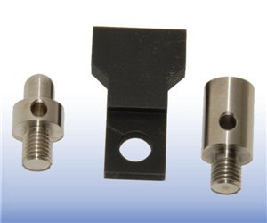 VJT0281F-LSCT-PT - Adaptor Set to use 2.5 & 5 kN S-Beam Load Cell for Triaxial Test (LSCT-PT)