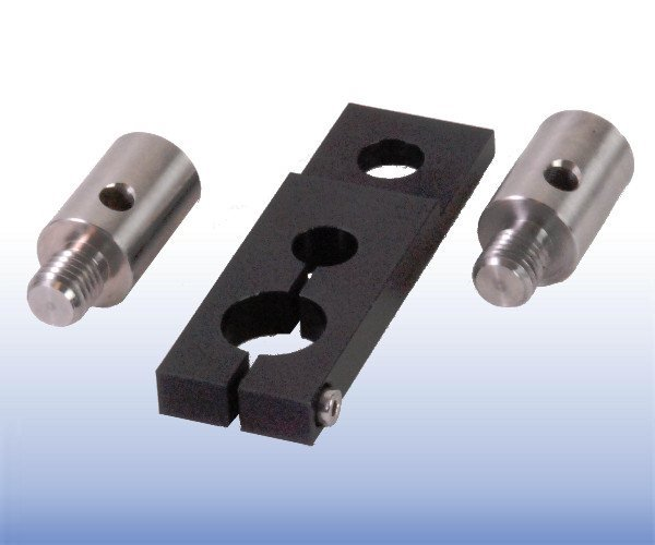 Adaptor Set to use 2.5 or 5 kN S-Beam Load Cell for CBR (LSCT)