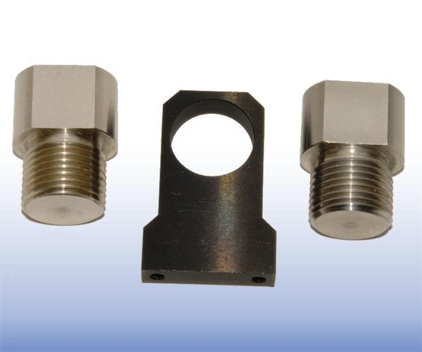 VJT0281K-LSCT-PT - Adaptor set to use 50kN S-Beam load cell for CBR (LSCT-PT)