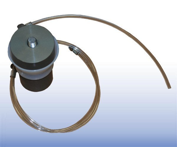 Suction Top Cap 38mm (for 50mm Dynamic Triaxial Cell)