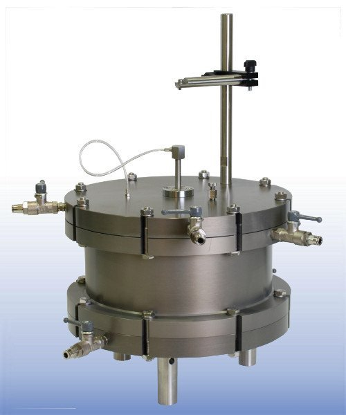 "Rowe Consolidation Cell (10"" (252 mm) Sample)"