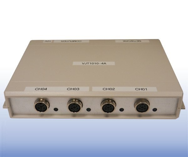 VJT1010-4A - 4-Channel Analogue Junction box for PC Interface