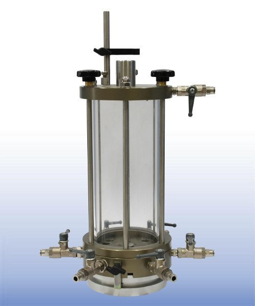 "Dynamic (Cyclic) Triaxial Cell (50 mm (2""))"