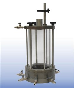 VJT0400-DYN - Dynamic Triaxial Cell (100mm)