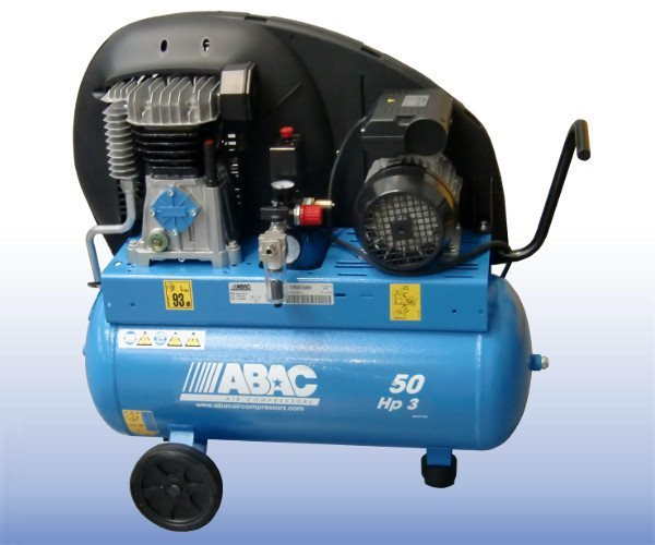 Air Compressor 10 Bar (50 litre)