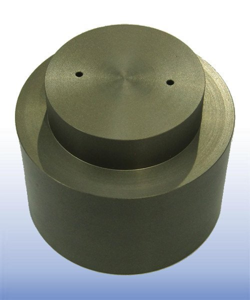 Base Pedestal 70mm (for 100mm Triaxial Cell)