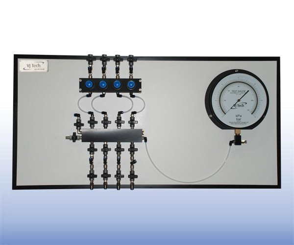 VJT0540 - Air Water Distribution Panel (4-Way)