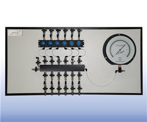 VJT0546 - Air Water Distribution Panel (6-Way)
