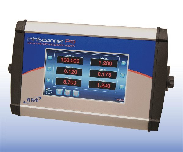 VJT1000A-P - MiniScanner Pro Six Channel Data Logger