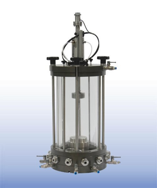 "Dynamic Triaxial Cell (150 mm (6"")) with Balanced Ram"