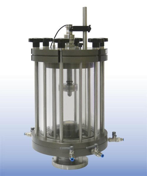 VJT0450-DW - 150 mm Double Walled Triaxial Cell (with ISLC)