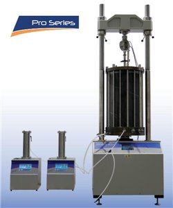 Large Pro Automatic Triaxial Testing System