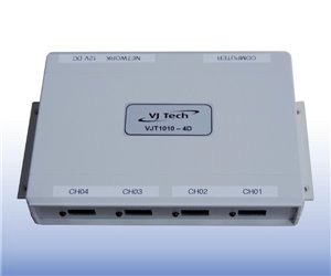 VJT1010-4D - 4-Channel Digital Junction box for PC Interface