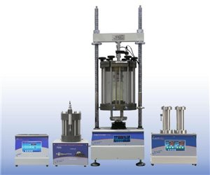 Pro Unsaturated Triaxial Testing (Double Wall Cell) System