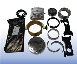 VJT2585-SS-70R - Static Simple Shear 70 mm Ring Sample Kit