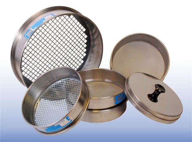 VJ Tech Ltd Assorted Sieves to BS and ASTM Standards - All Product
