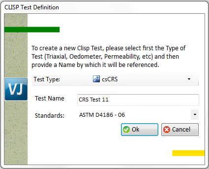 csCRS test definition
